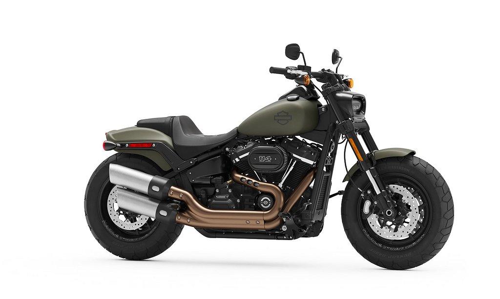 Harley-Davidson FatBob 114