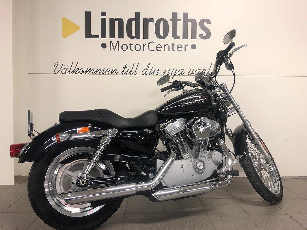 Harley-Davidson XL883C Sportster 883 Custom