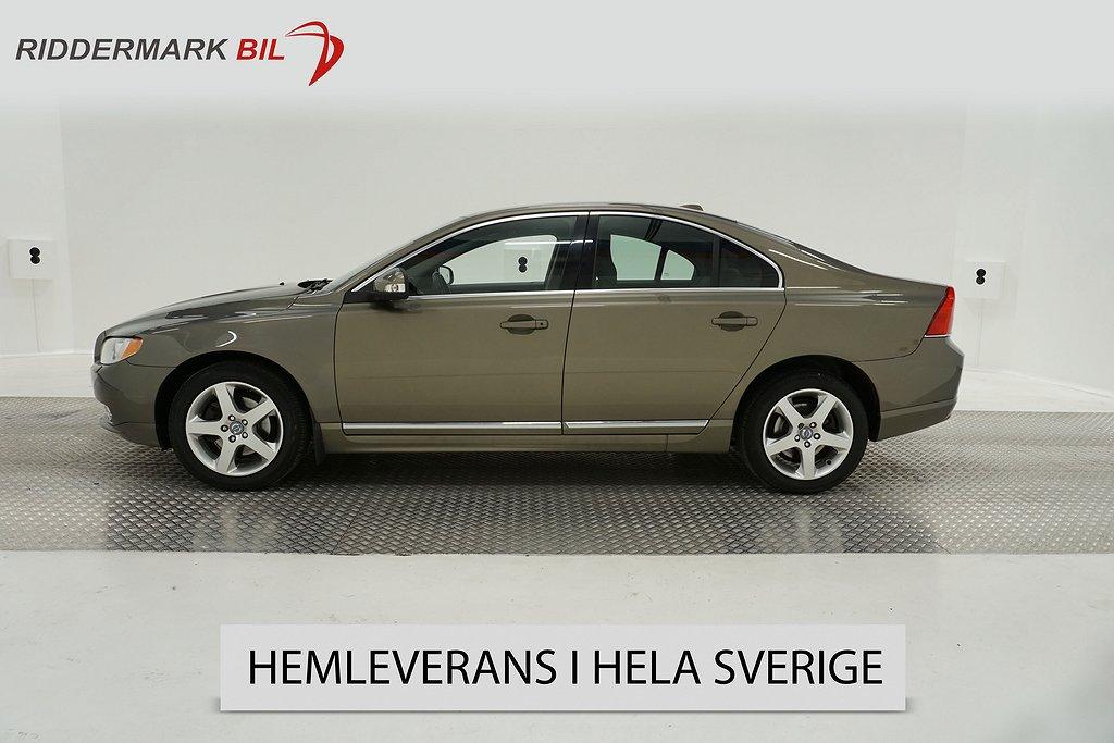 Volvo S80 2.0 (145hk)