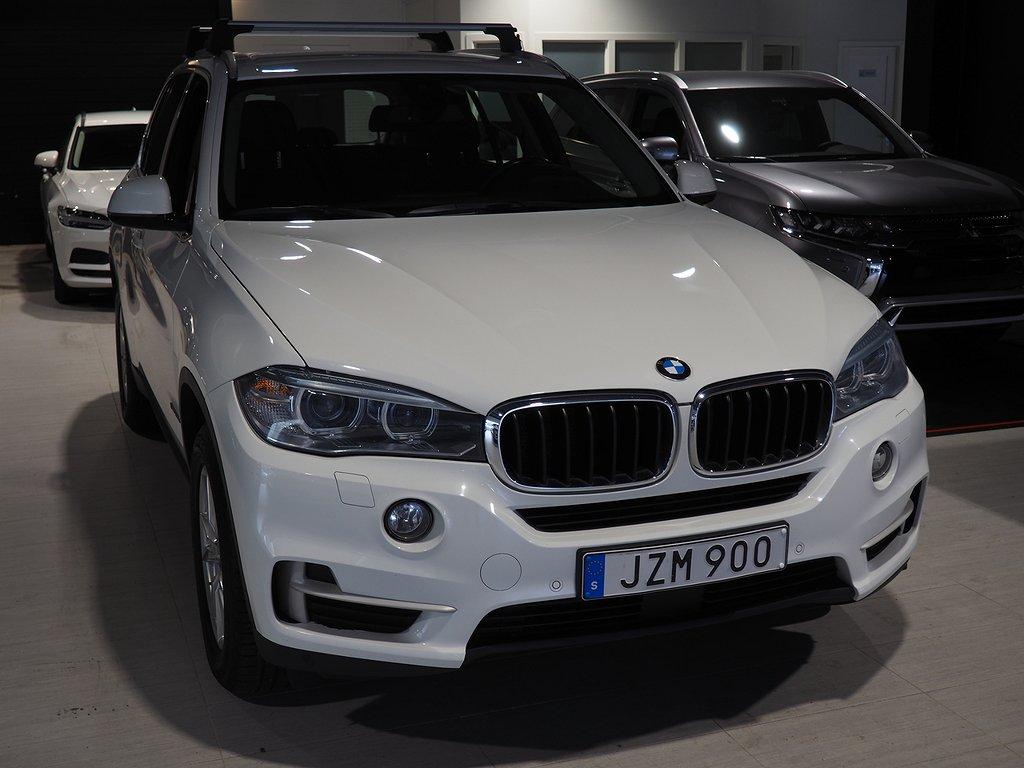 BMW X5 xDrive25d Aut Euro 6 231hk 2016