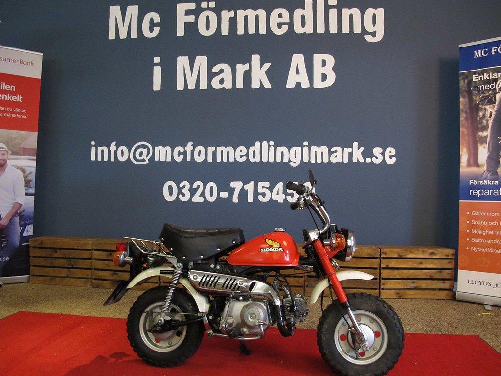 Honda Powersports Z50J Monkey Bike  Z50J 0.05 Semi-Automat