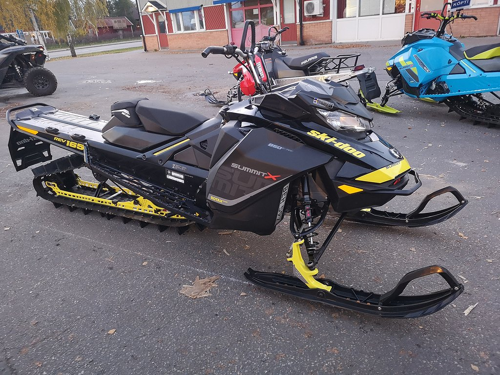 Ski-doo Summit X 165 850