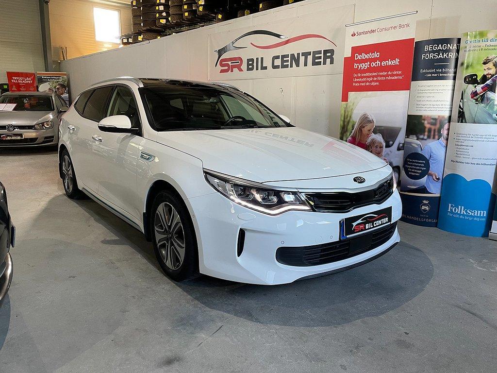 Kia Optima Sport Wagon Plug-in Hybrid Automat Euro 6 205hk