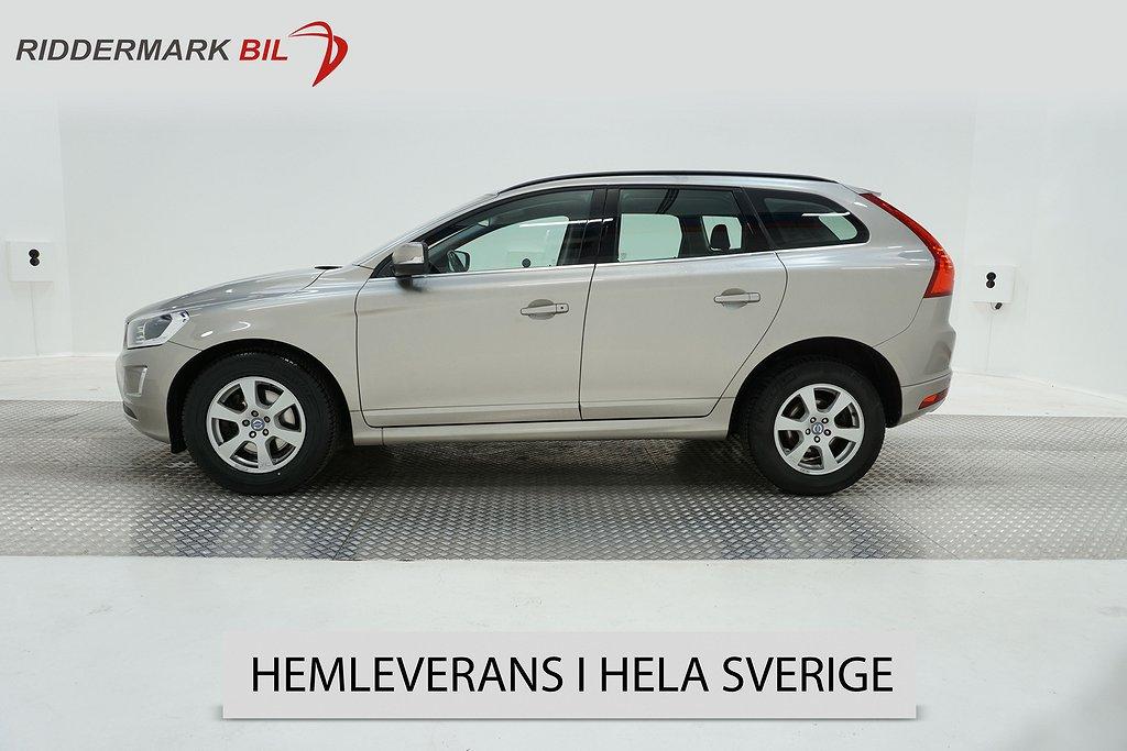 Volvo XC60 D4 FWD (181hk)