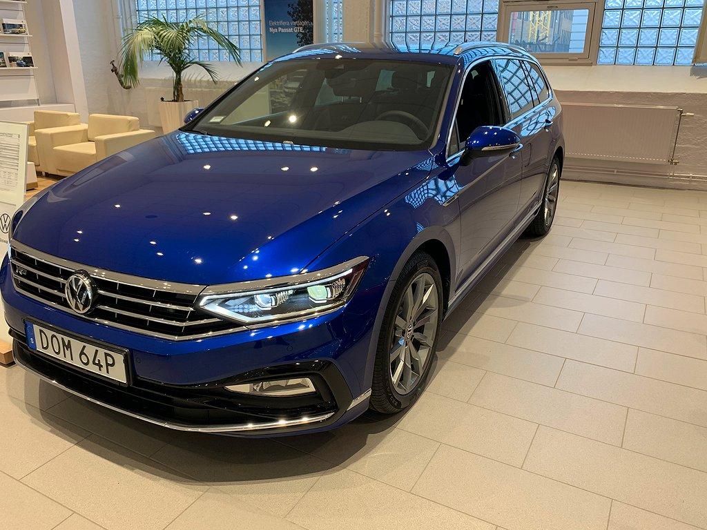 Volkswagen Passat SportsCombi 2.0 TDI 4Motion DSG Sekventiell Sport, R-line Euro 6