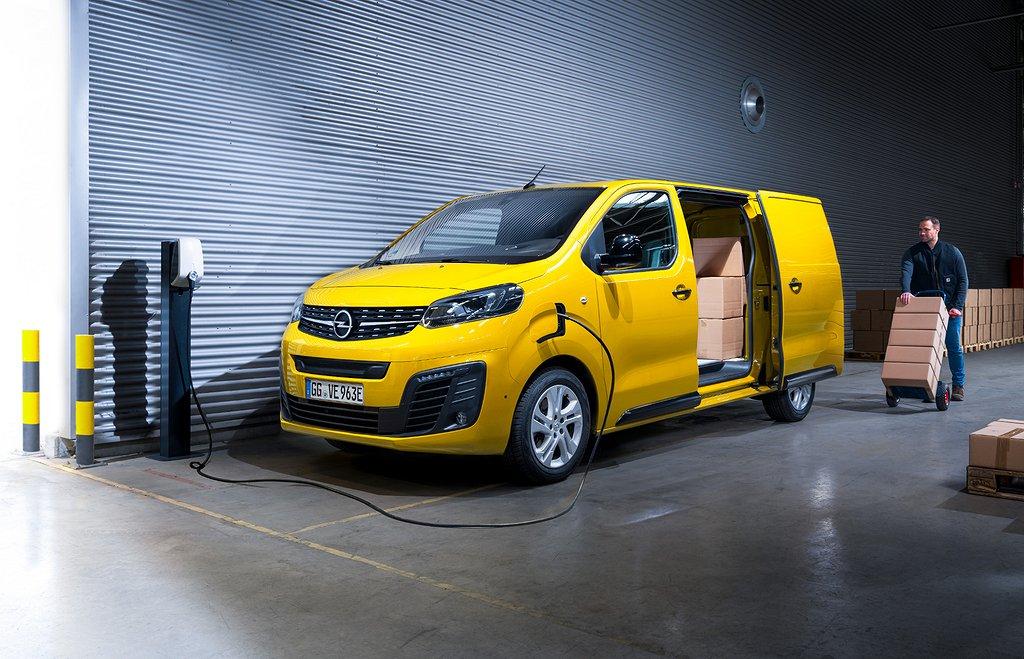 Opel VIVARO-E PREMIUM L3 75kWh