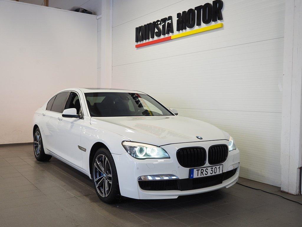 BMW 740 d xDrive Automat M-Sport 306hk *Se Utr* 2012