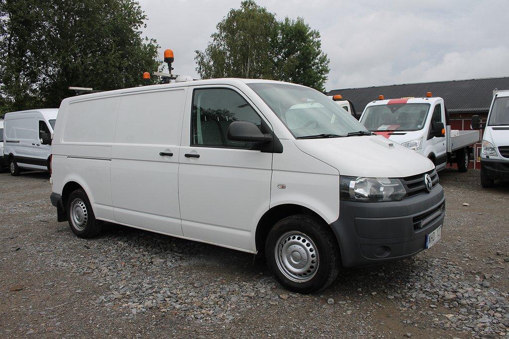 Volkswagen Transporter 2.0TDI 4X4 VerkstInred