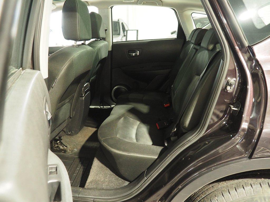 Nissan Qashqai 2.0 141hk AUT Panorama Bkamera 2012