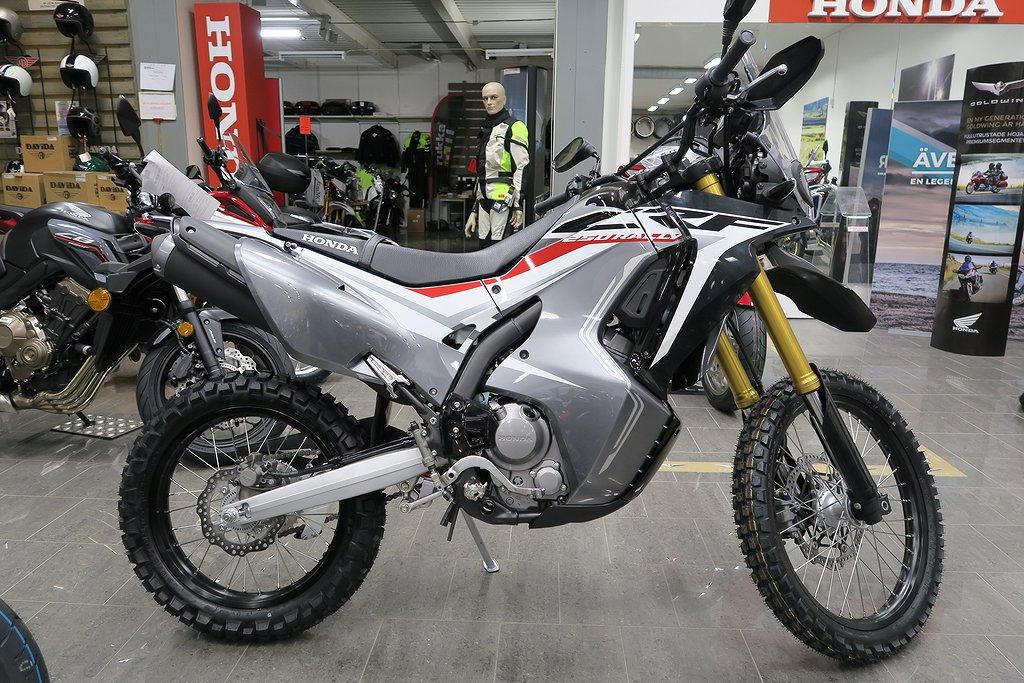 Honda CRF250L RALLY -18 ABS