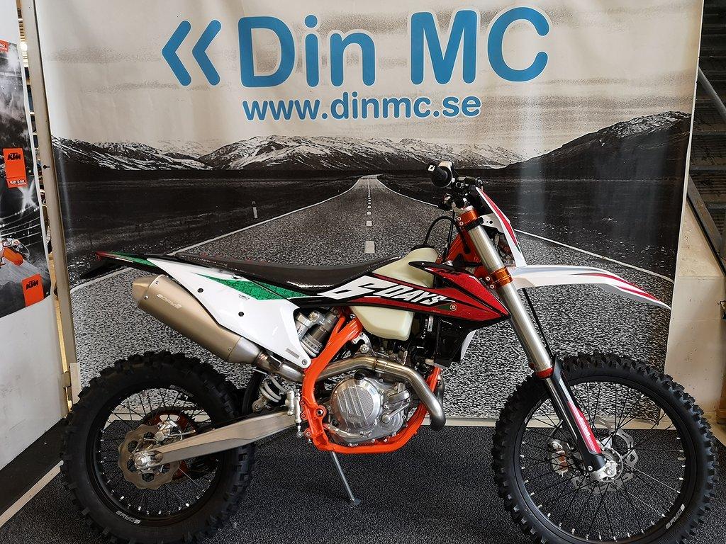 KTM 450 EXC-F Six Days i butik!!