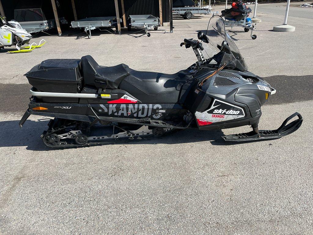 Ski-doo Skandic 550F