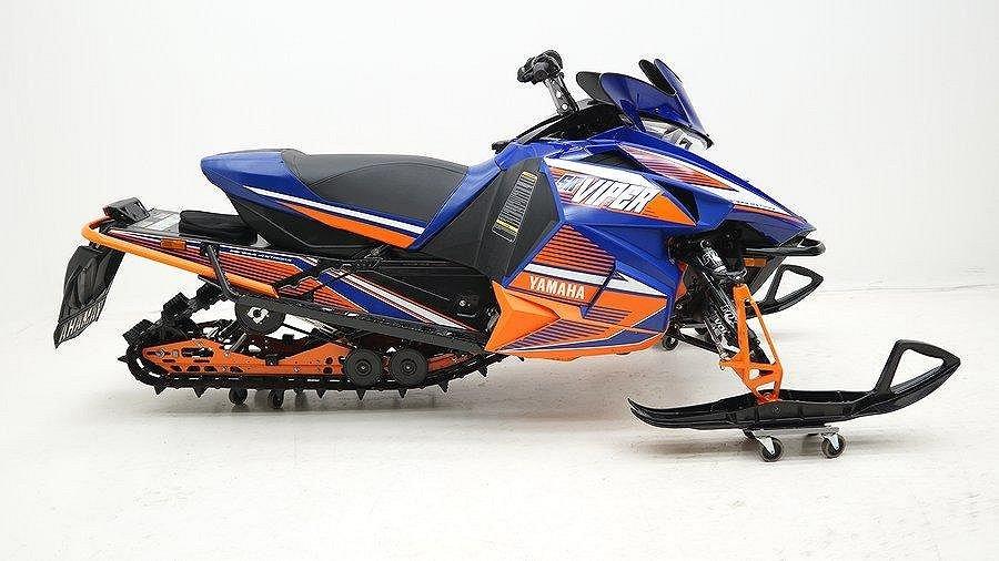 Yamaha Viper Rtx Le -15 *Fri hemlev*