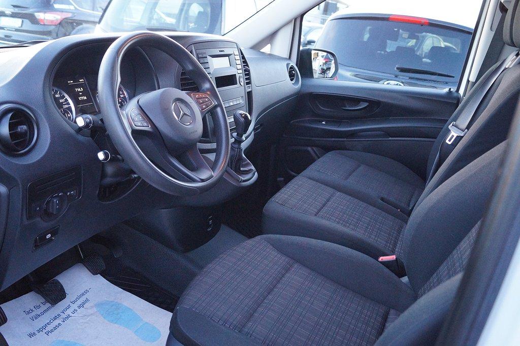 Mercedes-Benz Vito 111 Dragkrok / Farthållare / Leasebar