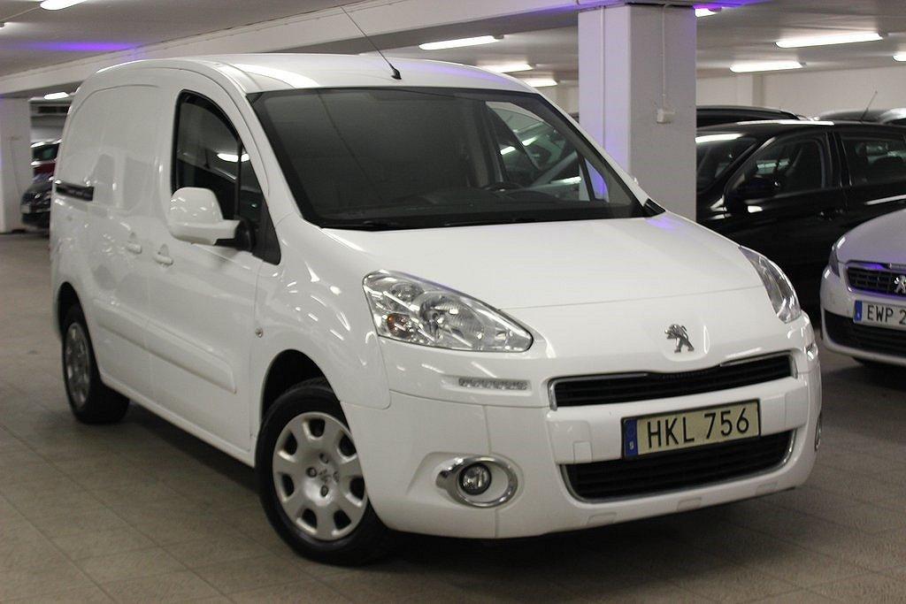 Peugeot Partner Pro+ 1.6 BlueHDi L1 - 2-SITS