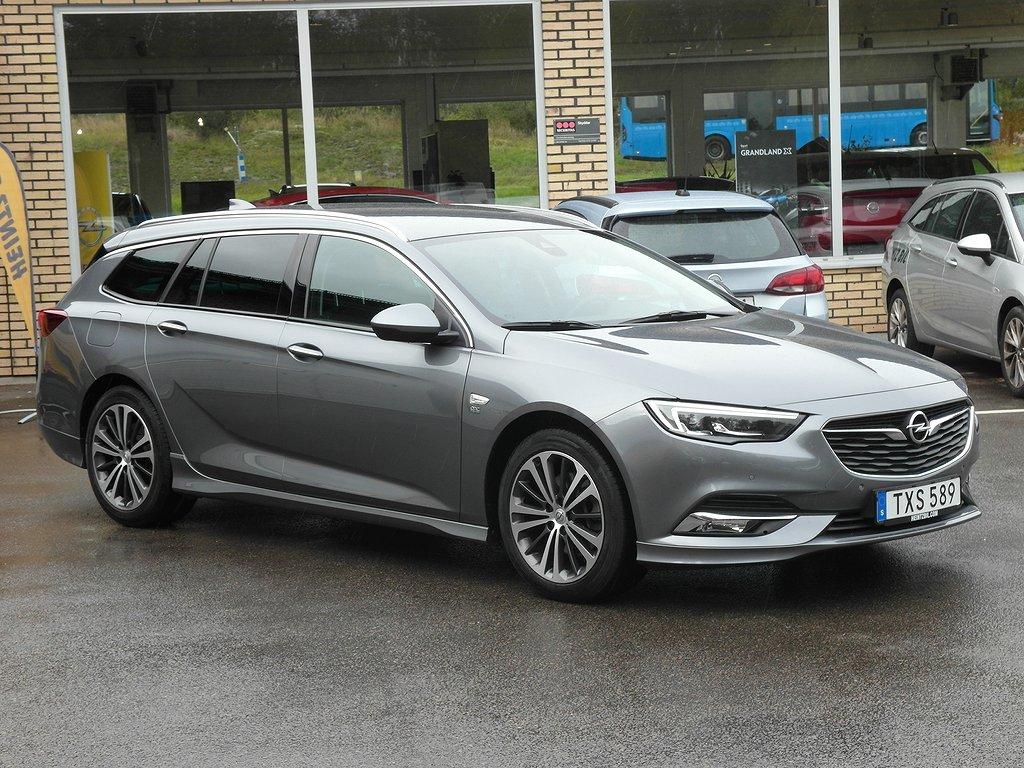 Opel Insignia Business ST 2.0 CDTI 4x4 AT8 (210hk) BiTurbo