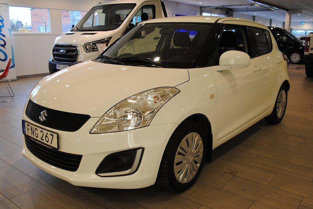 Suzuki Swift 1.2 VVT GL 94hk 5D *V-hjul*