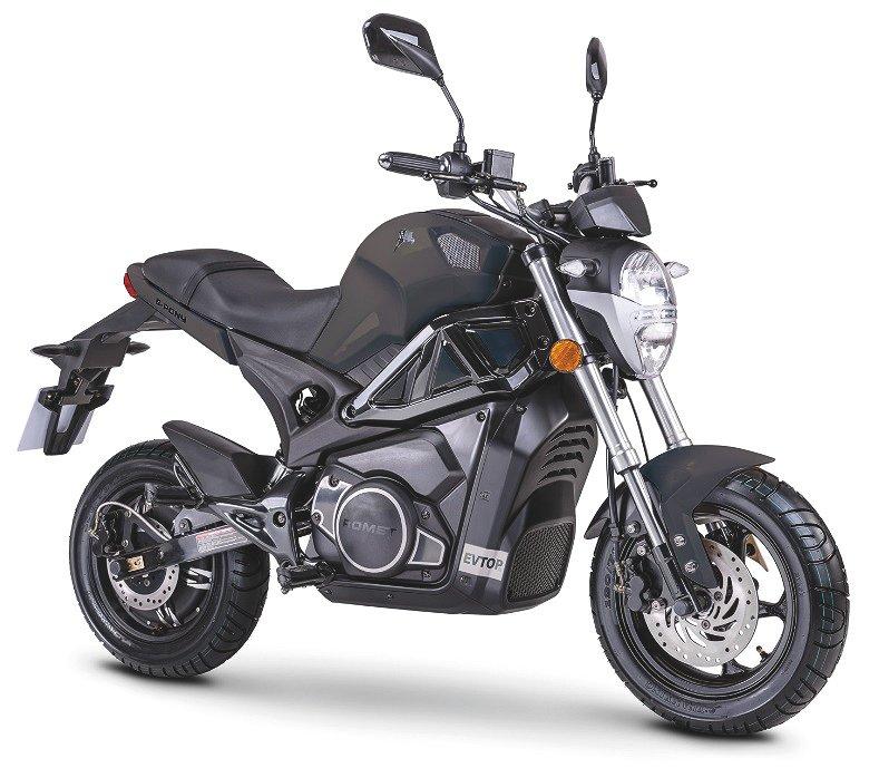 """Övrigt El moped """"Streetpony"""" Svart, Lithium batterier"""