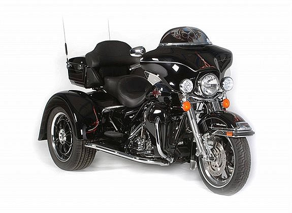 Harley-Davidson roadking ultra  trike