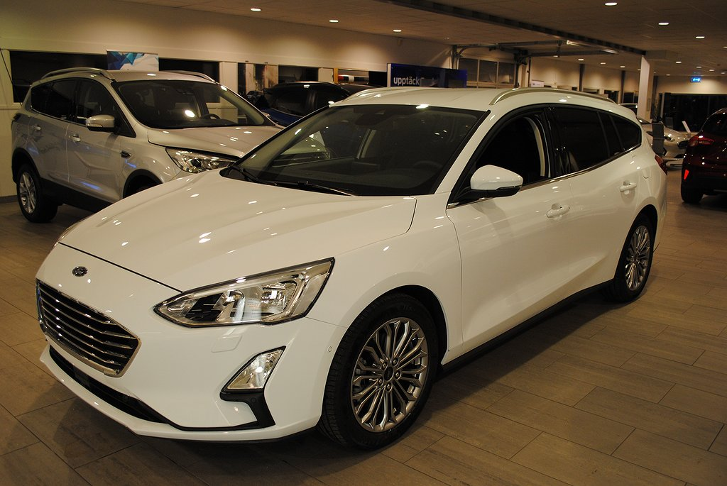 Ford Focus 1.0T EcoBoost 125 Titanium Limited Edition