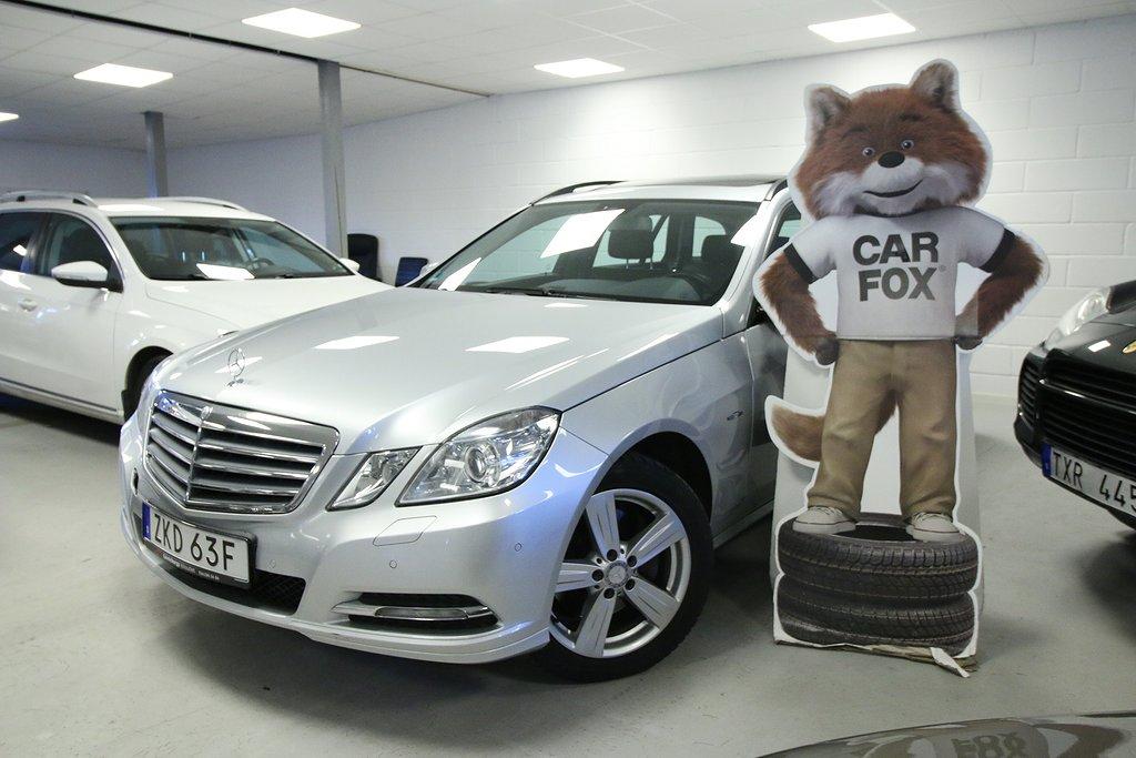 Mercedes-Benz E E350 4MATIC Taklucka Skinn