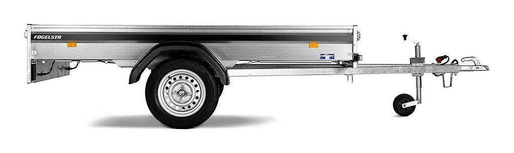 Fogelsta FS1425 750kg EU-vagn obromsad
