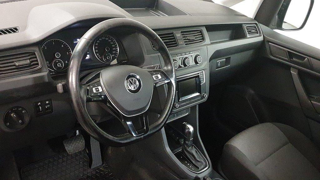 VW Caddy 2.0 TDI Skåp (102hk)