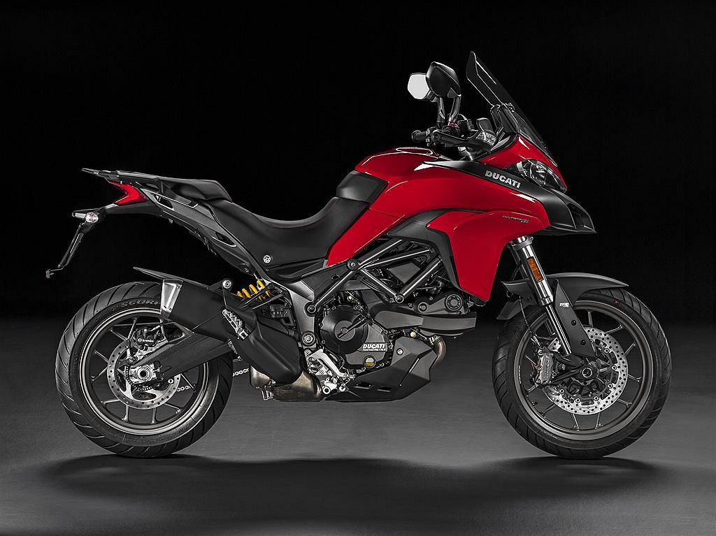 Ducati Multistrada 950 KAMPANJ!