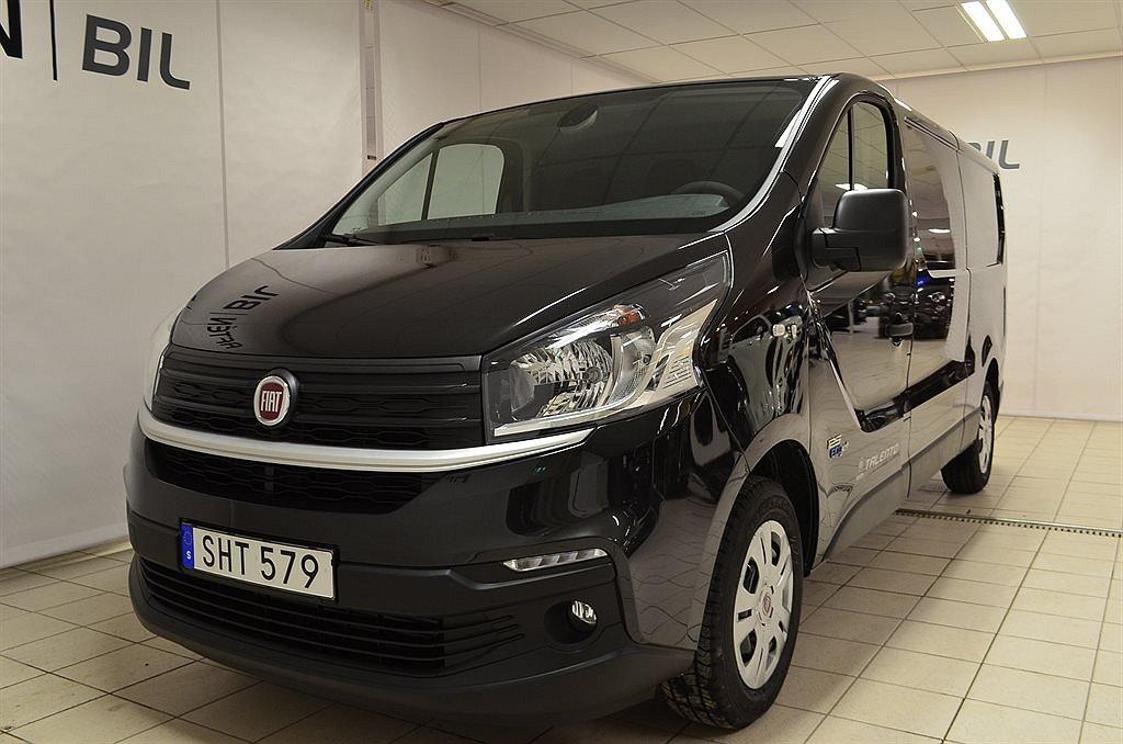 Fiat Talento Skåp L2H1 TT 125hk *199 200 kr ex moms*