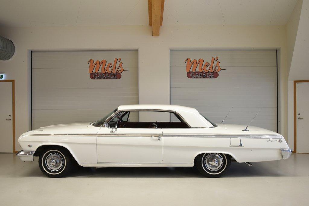 Chevrolet Impala 2-dr ht Sport Coupé 1962.