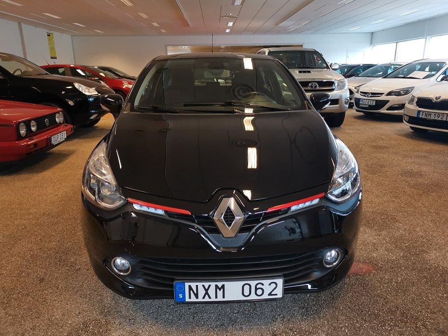 Renault Clio 0.9 TCe 90hk