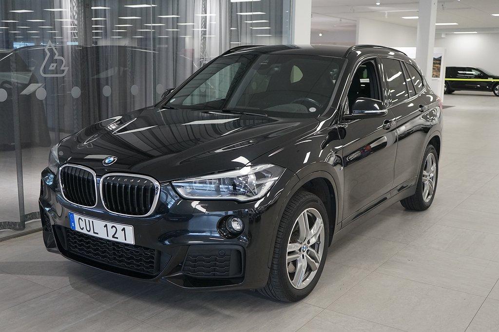 BMW X1 xDrive20d M-sport X-Drive 20D | Harman/Kardon | Dragkrok