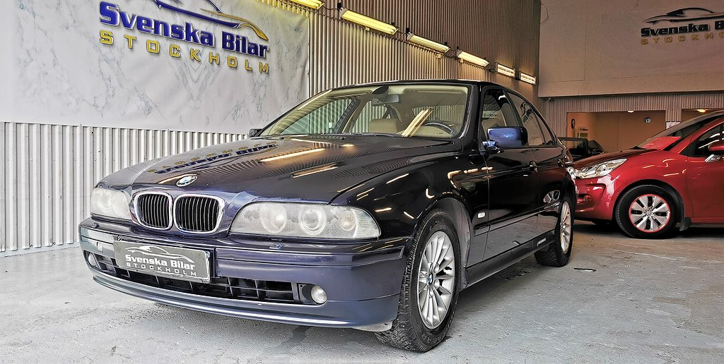 BMW 525 i Sedan 192hk 0% ränta