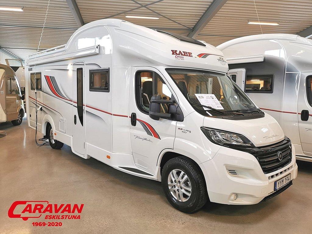Kabe Travel Master X 780 LB / Hydrauliska stödben / 1850 mil