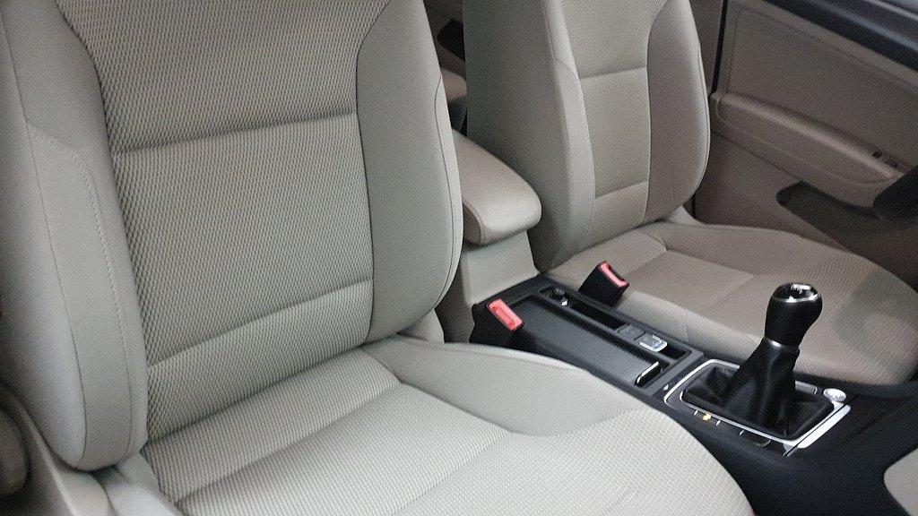 VW Golf VII 1.6 TDI Sportscombi (115hk)