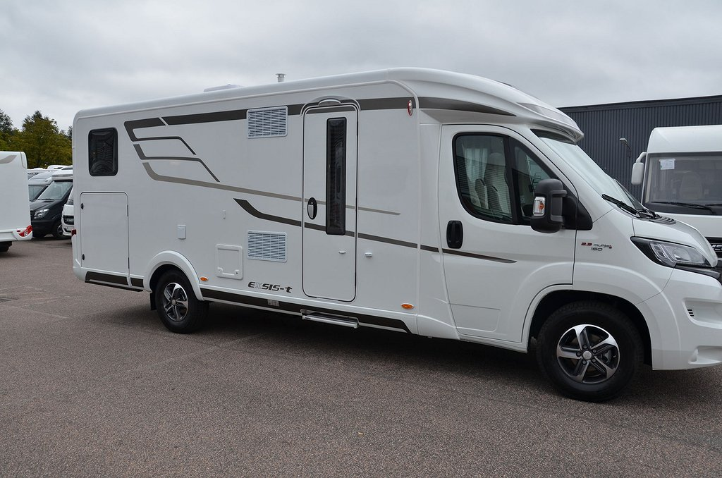 Hymer Exsis-t 678 Facelift