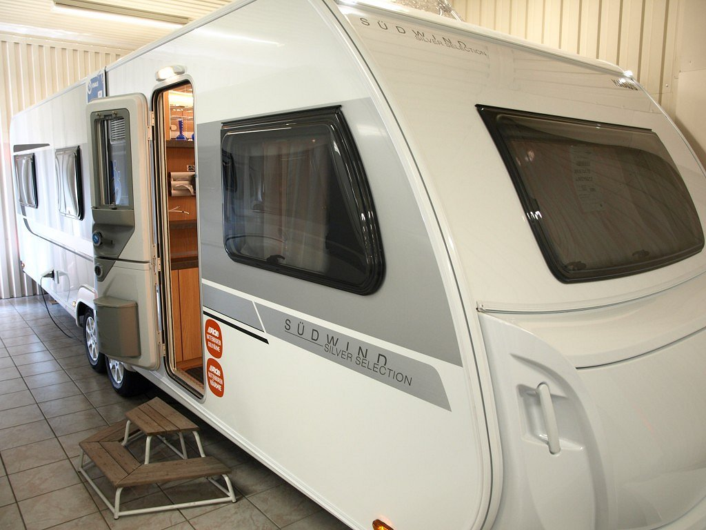 Knaus Sudwind Silver Selection 750 UFK