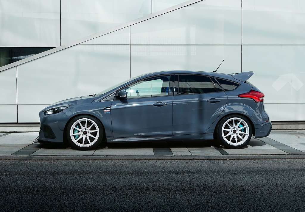 Ford Focus RS 2.3 EcoBoost AWD 350hk