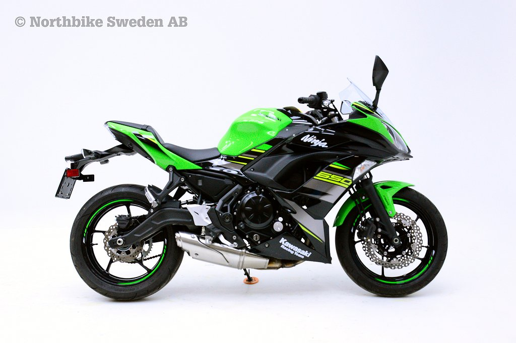 Kawasaki Ninja 650 KRT-Edition