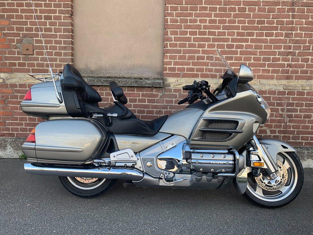 Honda GL1800A GOLDWING