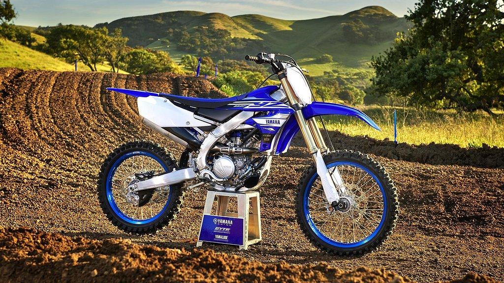 Yamaha YZ250F NYHET