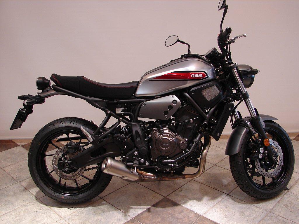 Yamaha XSR700 ABS Ny! Höstpris! 5 Års garanti