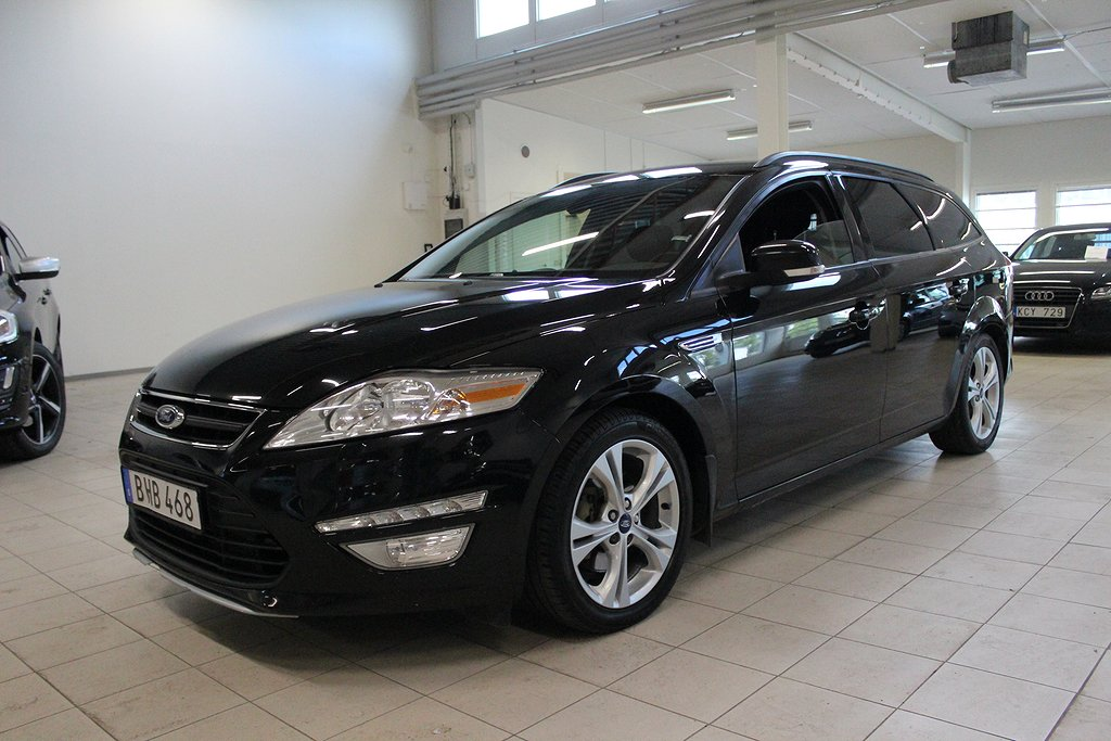 Ford Mondeo 2.0TDCi Aut D-Värmare Drag