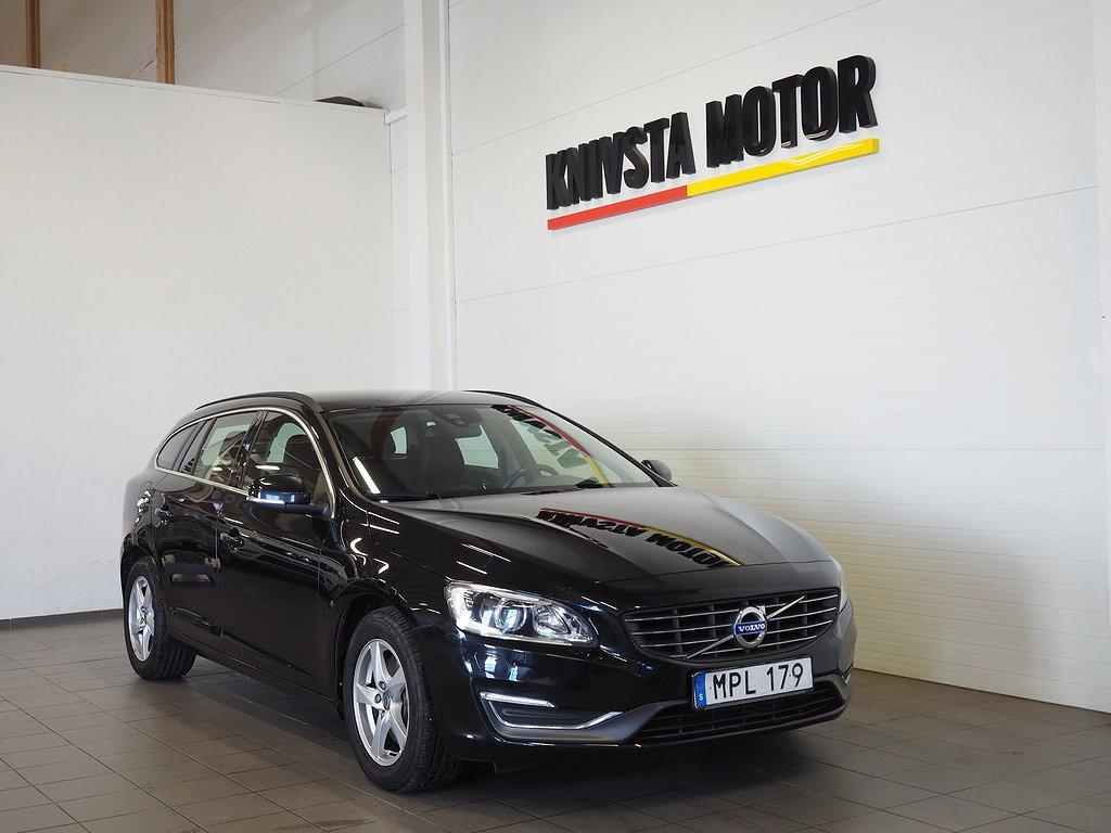 Volvo V60 D4 AWD AUT DRAG D-VÄRM 181hk 2015