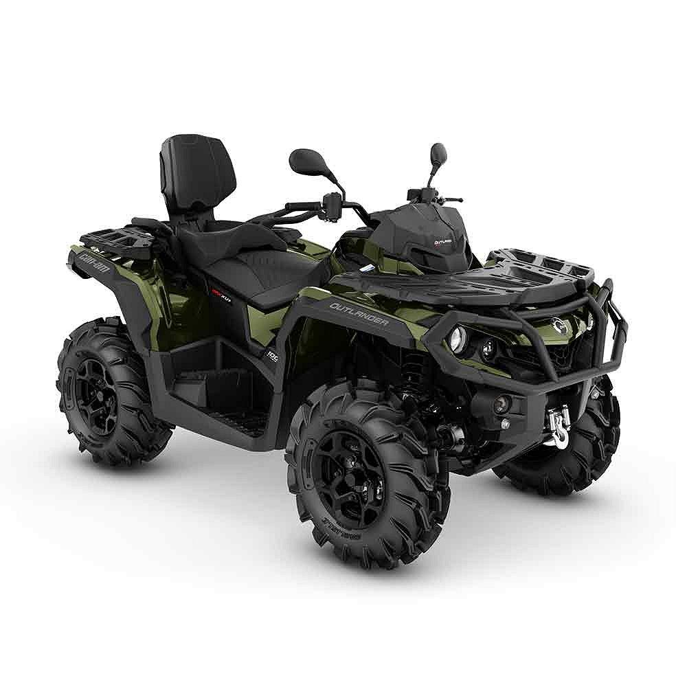 Can-Am Outlander MAX 1000 XU+ (Traktor B) 2021
