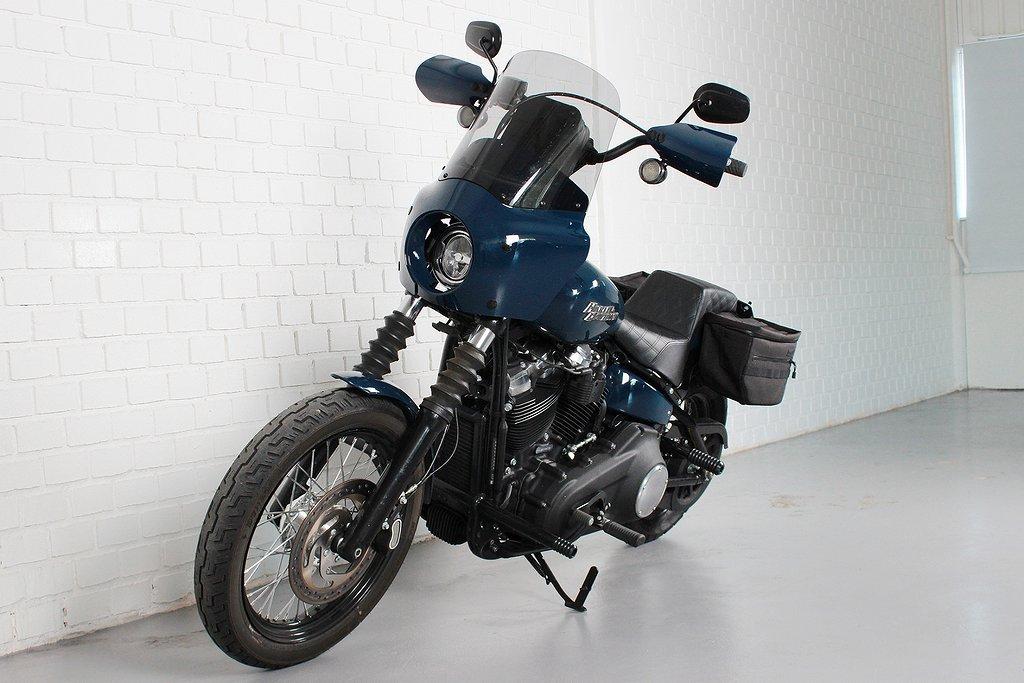 Harley-Davidson Street Street Bob 1.7 107/ 124kit/Påkostad