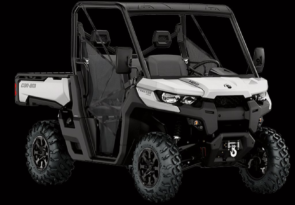 Can-Am Traxter PRO T HD8