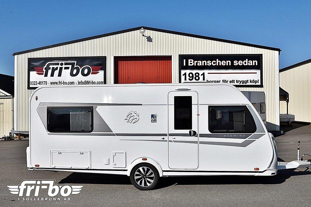 Knaus 540 UE Südwind 60 Years Långbäddar