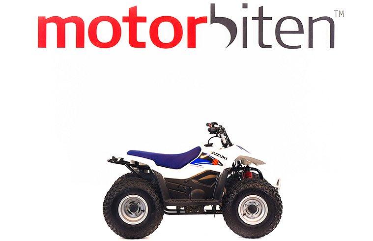 Suzuki LT-Z 50 Barnfyrhjuling