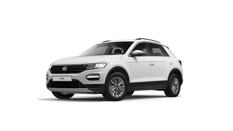 Volkswagen T-Roc Privatleasingkampanj 2195kr